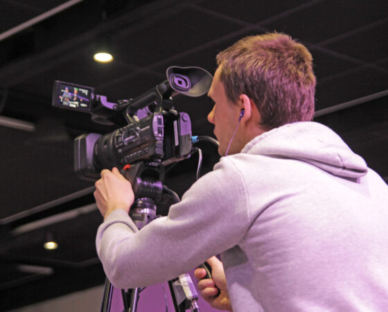 Медиа служение