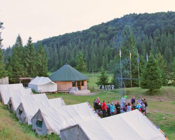 Табірне служіння